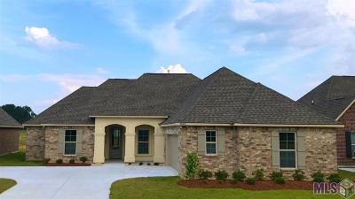 Denham Springs Single Family Home For Sale: 8868 Cresson Dr