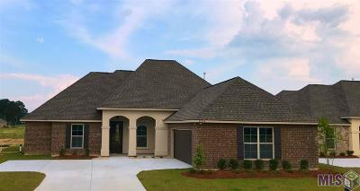 Denham Springs Single Family Home For Sale: 8876 Cresson Dr