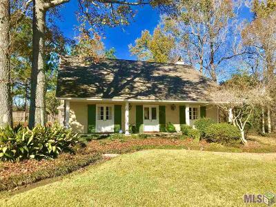 Baton Rouge LA Single Family Home For Sale: $295,000