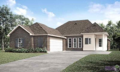 Prairieville Single Family Home For Sale: 39194 Water Oak Ave