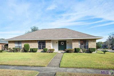 Baton Rouge LA Single Family Home For Sale: $195,000