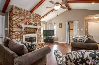 Baton Rouge LA Single Family Home For Sale: $150,000