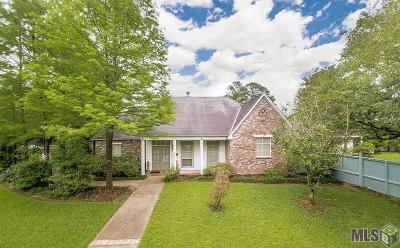 Baton Rouge LA Single Family Home For Sale: $395,000