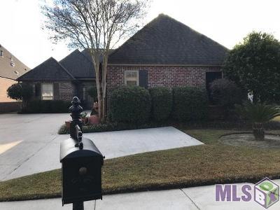 Baton Rouge LA Single Family Home For Sale: $389,000