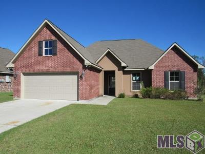 Prairieville Single Family Home For Sale: 39040 Elliott Ave