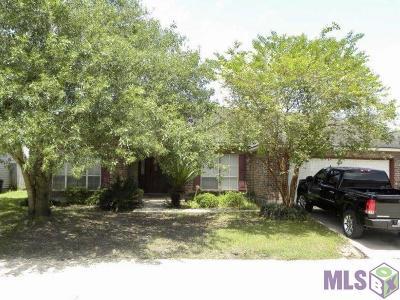 Baton Rouge LA Single Family Home For Sale: $172,500