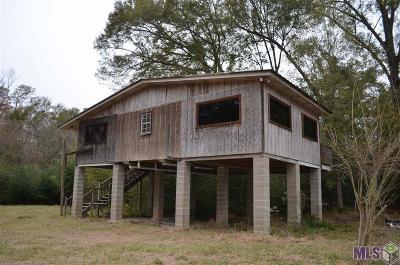 Baton Rouge LA Single Family Home For Sale: $50,000