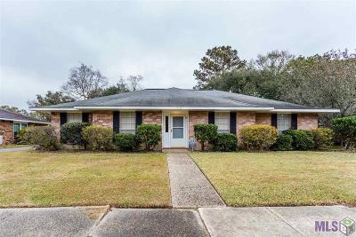 Baton Rouge LA Single Family Home For Sale: $198,900