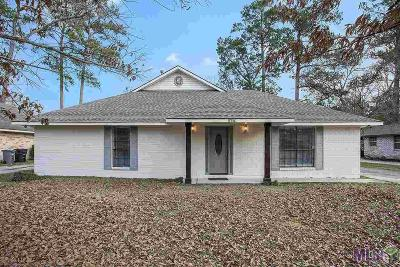 Central Single Family Home For Sale: 11952 Post Dr