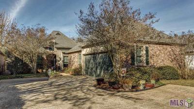 Baton Rouge LA Single Family Home For Sale: $277,500