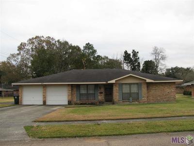 Baton Rouge LA Single Family Home For Sale: $134,900