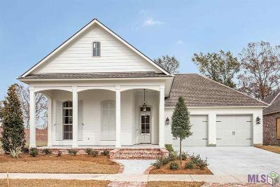 Baton Rouge Single Family Home For Sale: 15661 Rose Meadow Dr