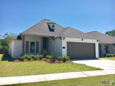 Gonzales Single Family Home For Sale: 14514 Sterling Oaks Dr