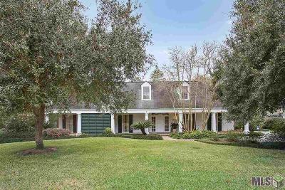 Dutchtown, Gonzales, Prairieville, Baton Rouge, Zachary, Denham Springs, Watson Single Family Home For Sale: 8178 Old Hammond Hwy