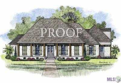 Prairieville Single Family Home Contingent: 45060 Reeves Rd