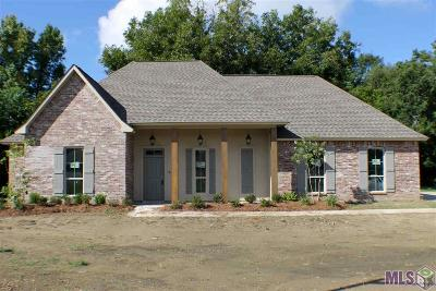 Port Allen Single Family Home For Sale: 1120 Esperanza Dr
