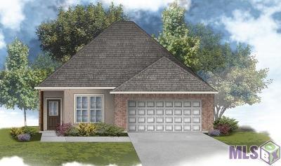 Prairieville Single Family Home For Sale: 18347 Sunset Park Dr