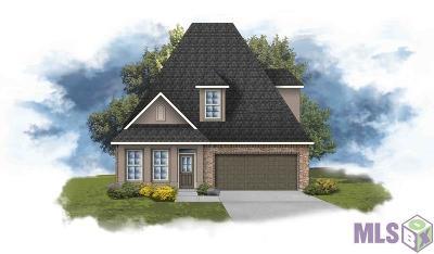 Baton Rouge LA Single Family Home For Sale: $283,900