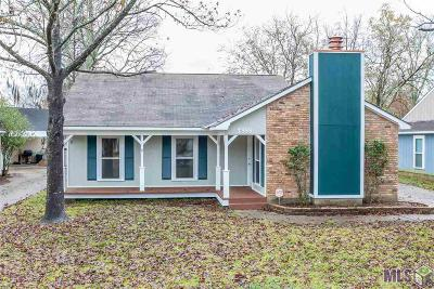 Baton Rouge Single Family Home For Sale: 7355 Quorum Dr