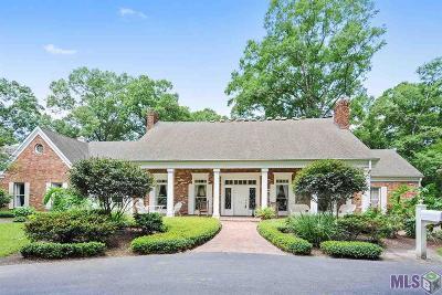 Denham Springs Single Family Home For Sale: 23045 Walker South Rd