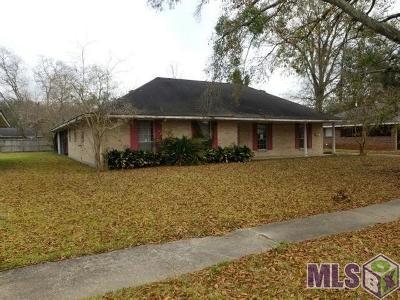 Gonzales Single Family Home For Sale: 1132 E Fabian St