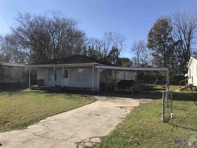 Gonzales Single Family Home For Sale: 14483 Oak Meadow St