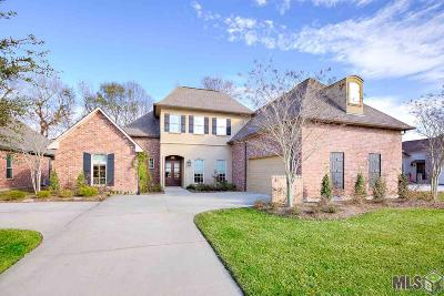 Prairieville Single Family Home For Sale: 36448 Lake Bend Ave