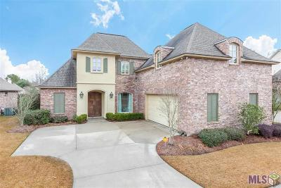 Baton Rouge LA Single Family Home For Sale: $499,650