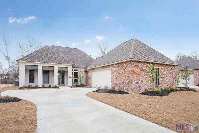 Prairieville Single Family Home For Sale: 37492 Cypress Hollow Ave
