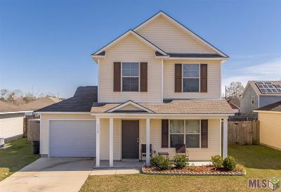 Gonzales Single Family Home For Sale: 1112 S Sky Ave