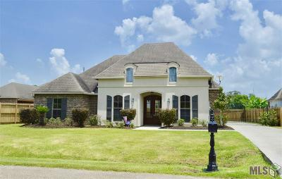 Prairieville Single Family Home For Sale: 40520 Misty Oak Ct