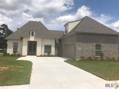Prairieville Single Family Home For Sale: 18130 River Landing Dr