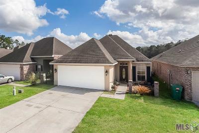 Denham Springs Single Family Home For Sale: 9970 Powell Ln