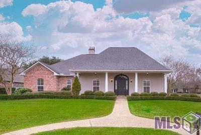 Prairieville Single Family Home For Sale: 36514 Manchac Trace Ave