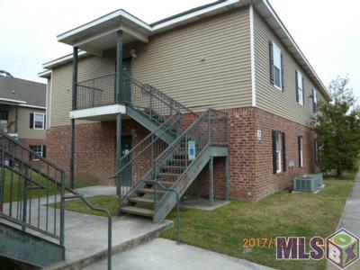 Denham Springs Condo/Townhouse For Sale: 31855 La Hwy 16 #201