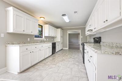 Denham Springs Single Family Home For Sale: 1042 Maywood Dr