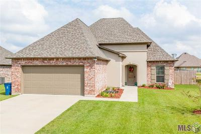 Prairieville Single Family Home For Sale: 41424 Stonebrook Ave
