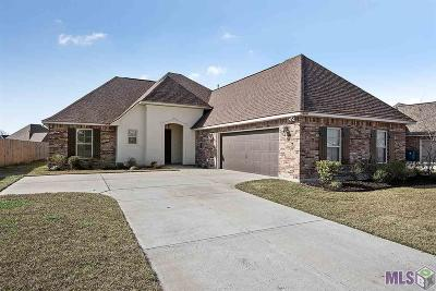 Prairieville Single Family Home For Sale: 18047 Old Reserve