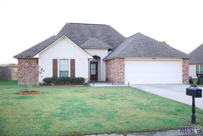 Prairieville Single Family Home For Sale: 41461 Stonebrook Ave