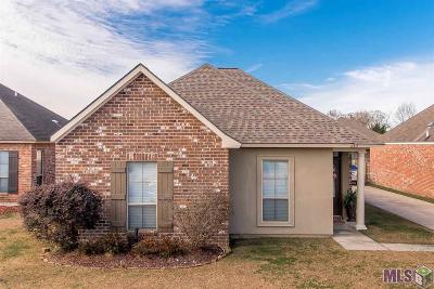 Gonzales Single Family Home For Sale: 14517 Kelsey Dr
