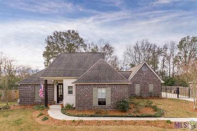 Baton Rouge Single Family Home Contingent: 10407 Fernbrook Ave