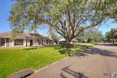 Baton Rouge LA Single Family Home Contingent: $348,555
