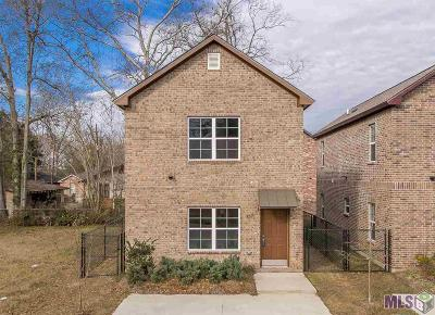 Baton Rouge Single Family Home For Sale: 5371 Peerless St