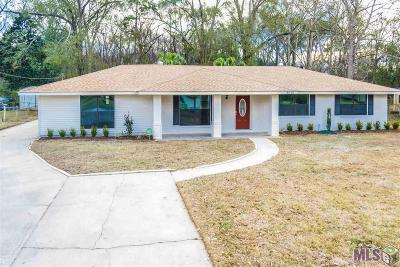 Baton Rouge Single Family Home For Sale: 3636 Greentree Dr