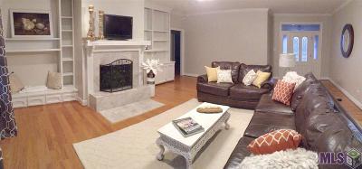 Denham Springs Single Family Home For Sale: 34805 Bend Rd