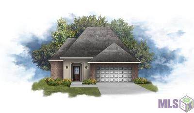 Baton Rouge Single Family Home For Sale: 6512 Red Rose Dr