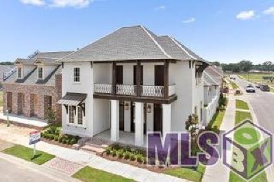 Baton Rouge Single Family Home For Sale: 8316 Billiu St