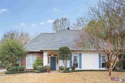 Baton Rouge Single Family Home For Sale: 6233 Krista Ln