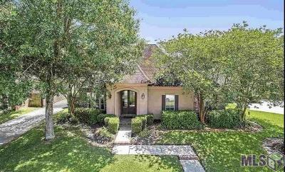 Prairieville Single Family Home For Sale: 37267 Longwood Ave