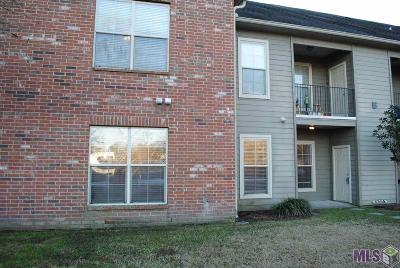 Baton Rouge Condo/Townhouse For Sale: 7300 Burbank Dr #52